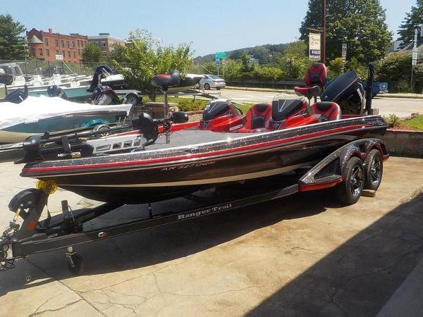 2020 Ranger Boats boat for sale, model of the boat is Z520L & Image # 7 of 51