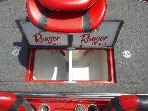 2020 Ranger Boats boat for sale, model of the boat is Z520L & Image # 36 of 51