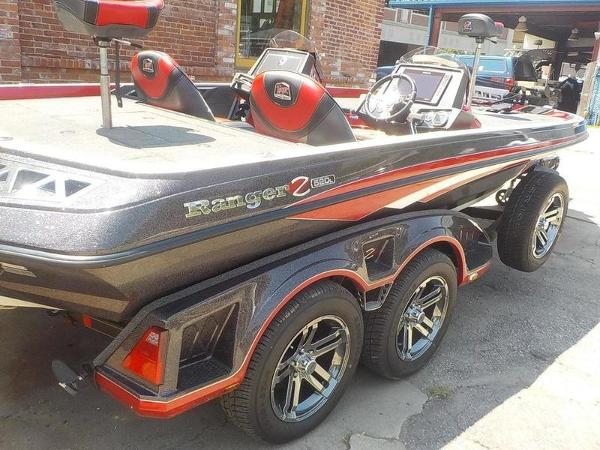 2020 Ranger Boats boat for sale, model of the boat is Z520L & Image # 51 of 51