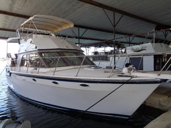 1990 Jefferson 45 Motor Yacht thumbnail