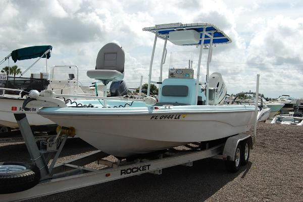 1999 Polar boat for sale, model of the boat is 21 Bay Fishmaster & Image # 2 of 11