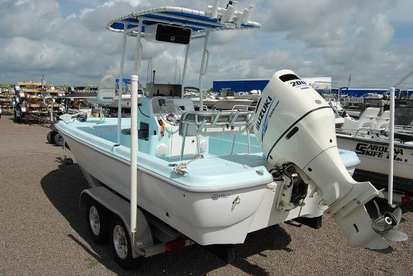 1999 Polar boat for sale, model of the boat is 21 Bay Fishmaster & Image # 5 of 11
