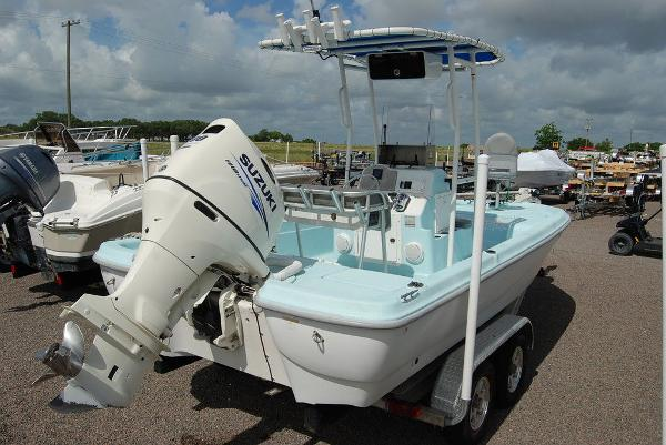 1999 Polar boat for sale, model of the boat is 21 Bay Fishmaster & Image # 6 of 11