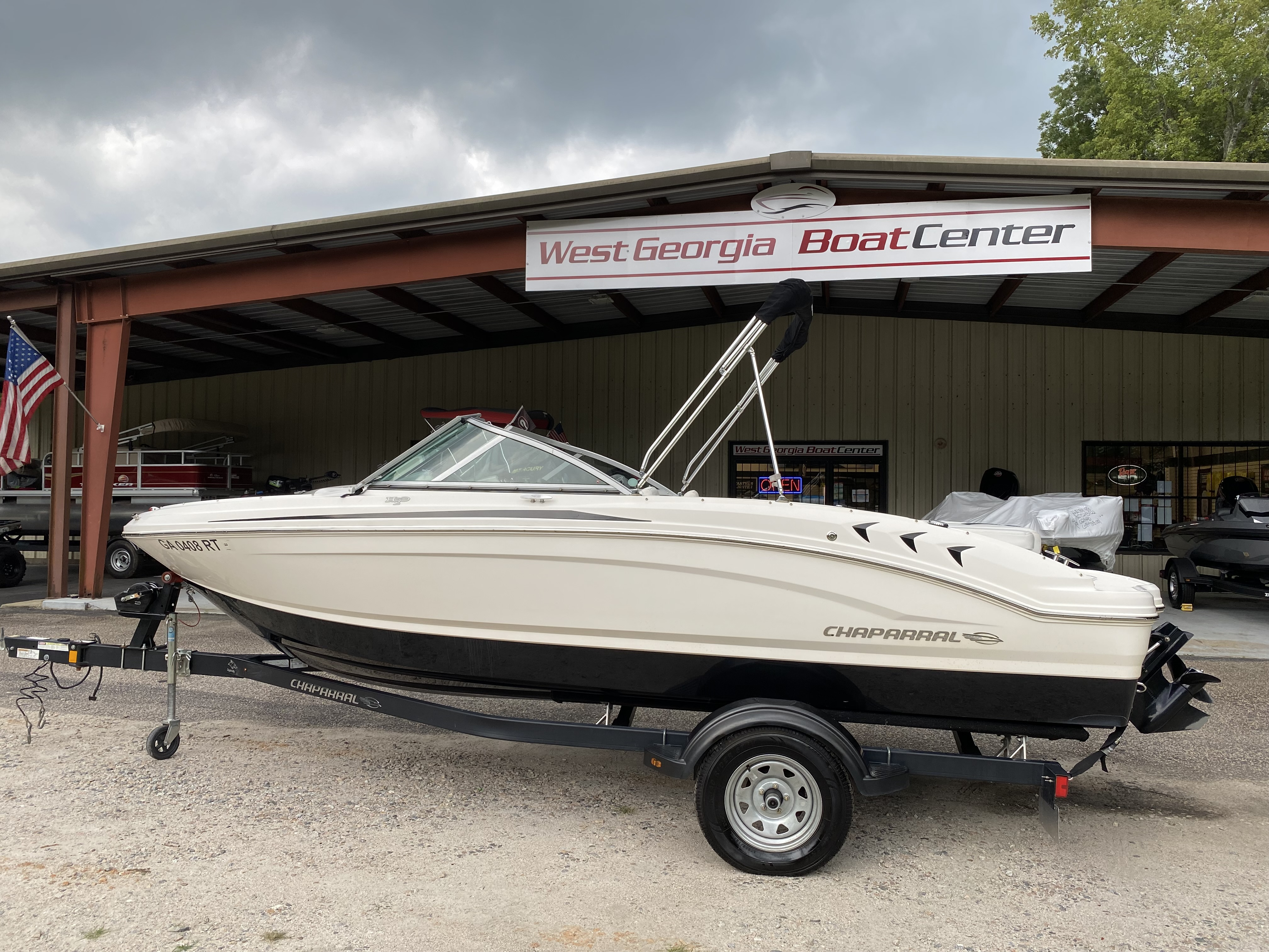2016 CHAPARRAL 19 H2O SPORT for sale