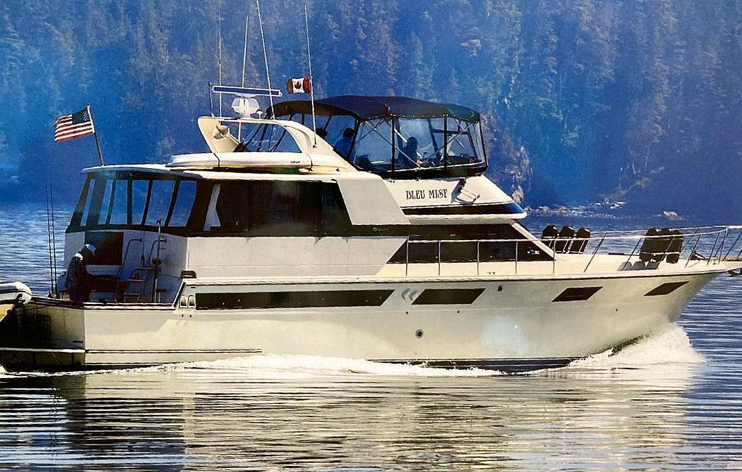 1988 Californian Cockpit Motor Yacht