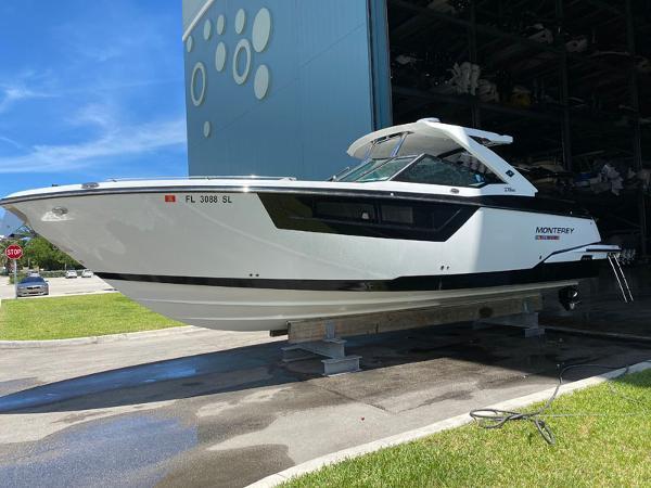 2018 Monterey 378SE