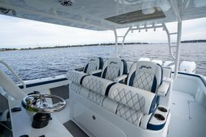2020 42 Yellowfin Offshore - Helm Seating (1)