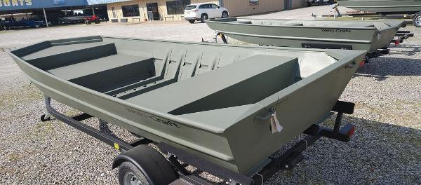 2020 Weld-Craft boat for sale, model of the boat is 1652-MUVCDL & Image # 2 of 4