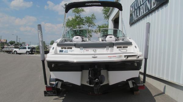 2019 Chaparral boat for sale, model of the boat is 21 H2O Sport & Image # 4 of 13