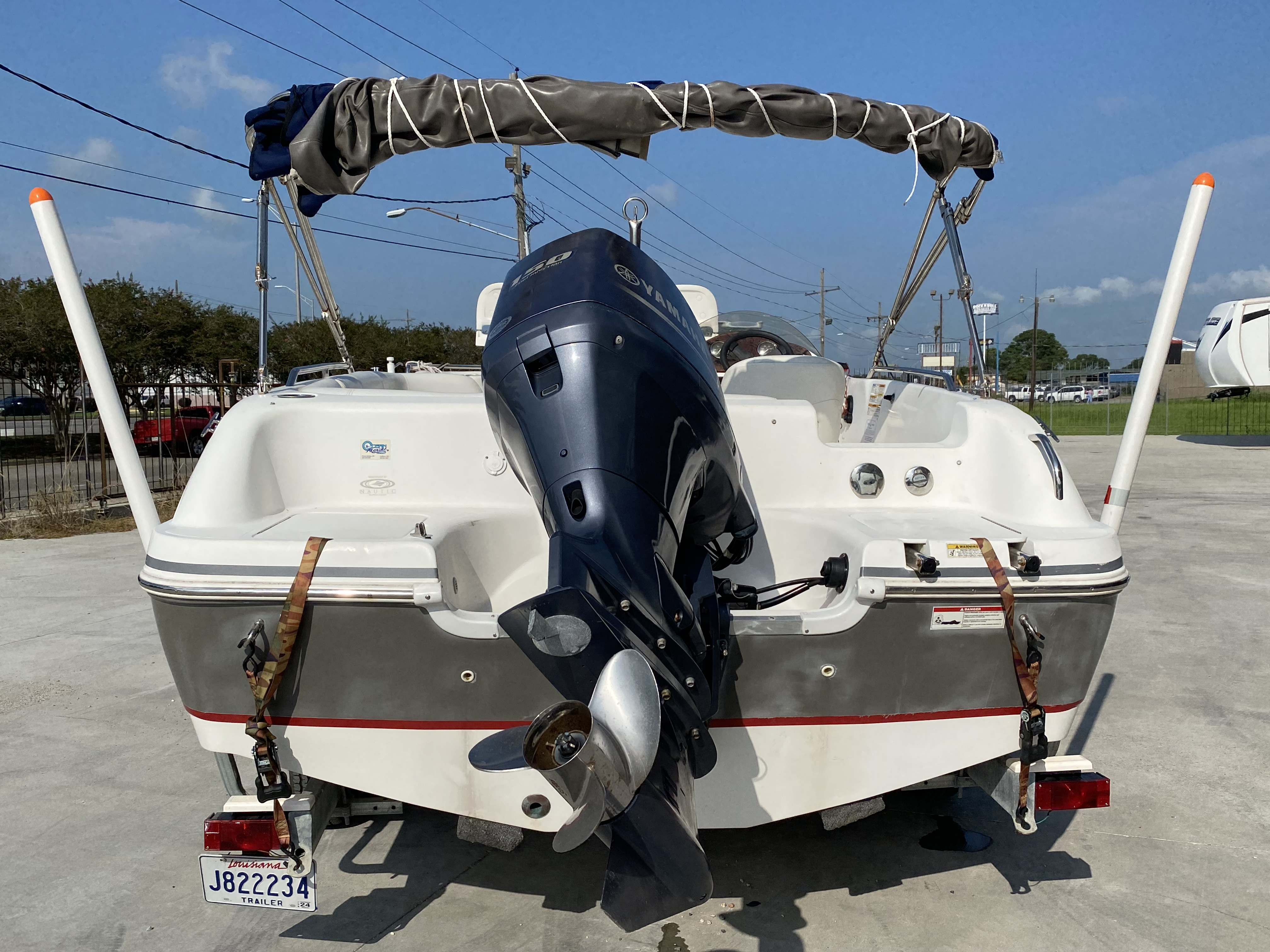 2012 Hurricane boat for sale, model of the boat is 201 Sport & Image # 2 of 11
