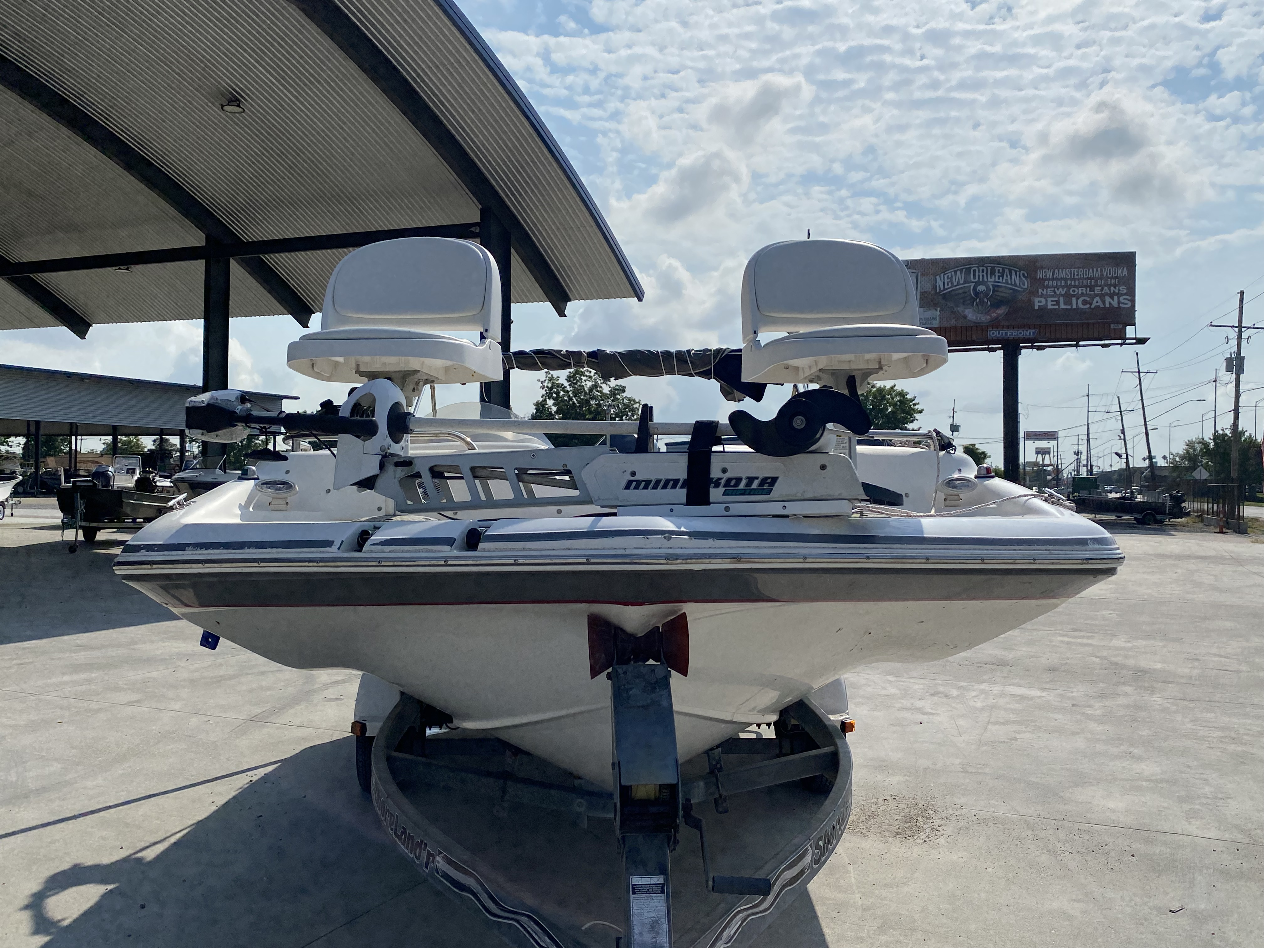 2012 Hurricane boat for sale, model of the boat is 201 Sport & Image # 6 of 11