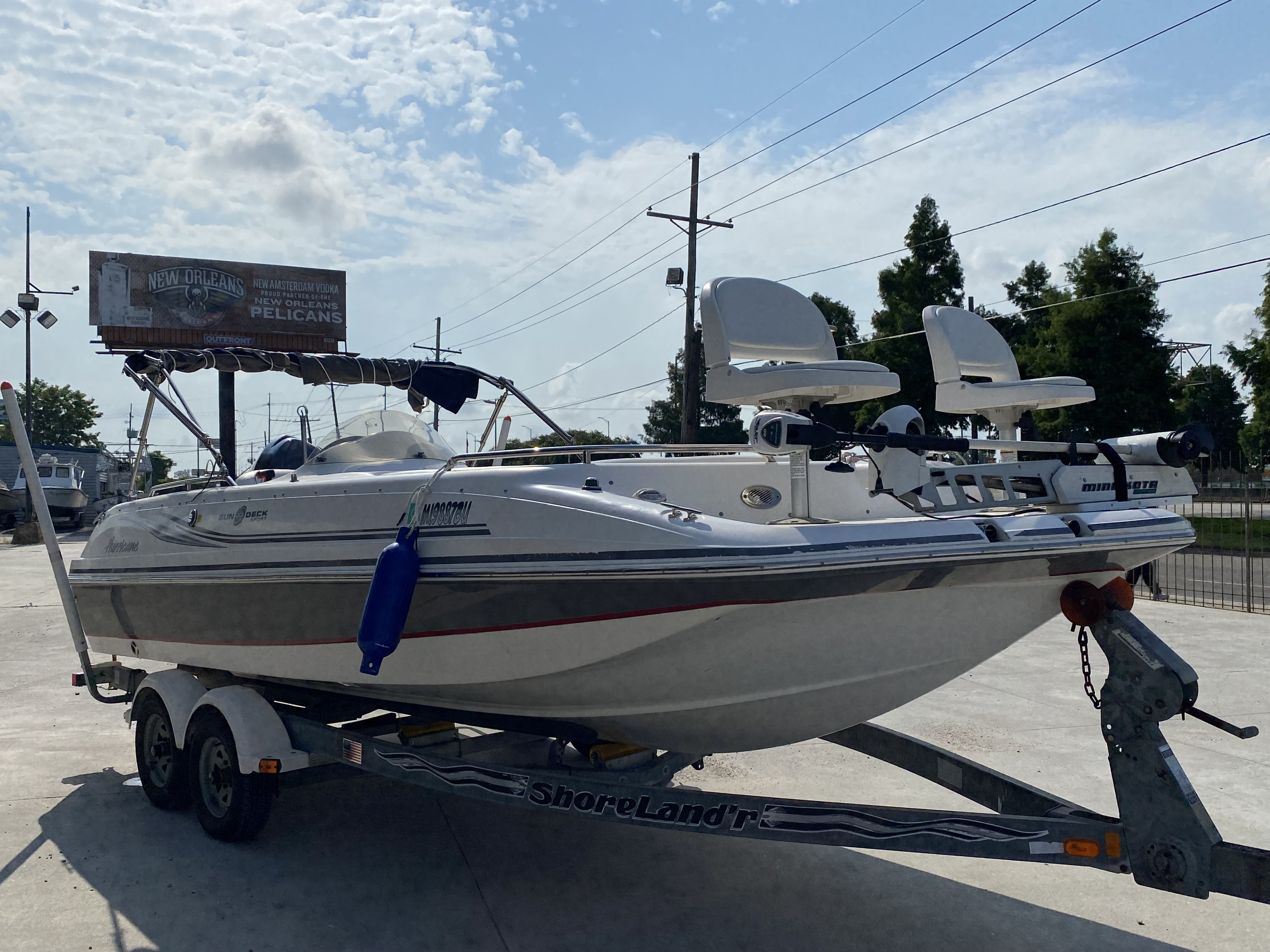 2012 Hurricane boat for sale, model of the boat is 201 Sport & Image # 7 of 11