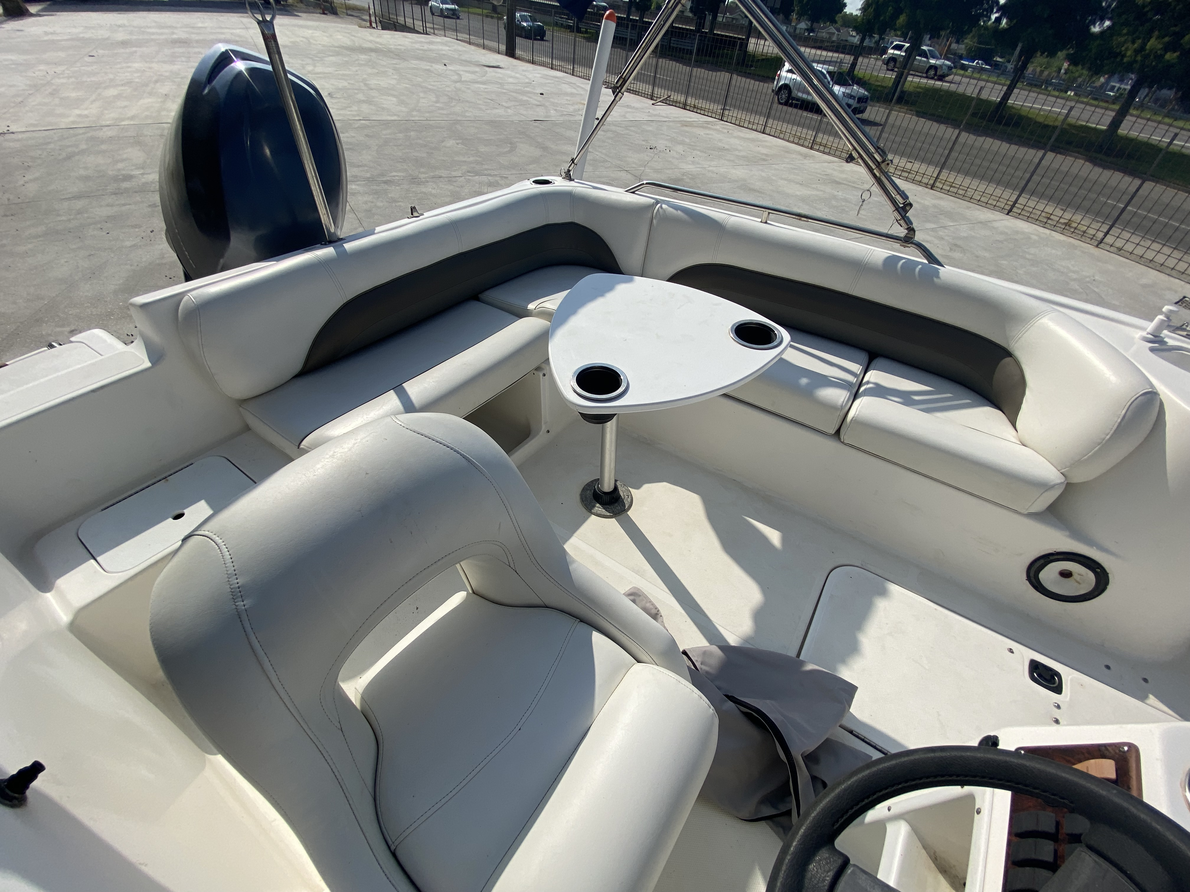 2012 Hurricane boat for sale, model of the boat is 201 Sport & Image # 11 of 11