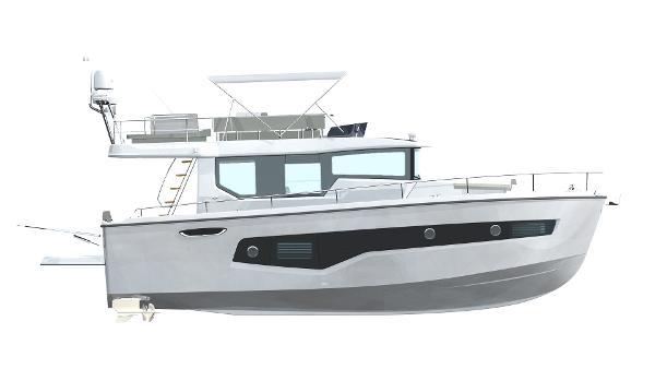 2020 Cranchi T43