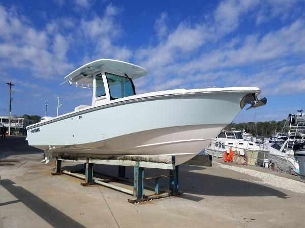 2017 EVERGLADES BOATS 273 Center Console thumbnail
