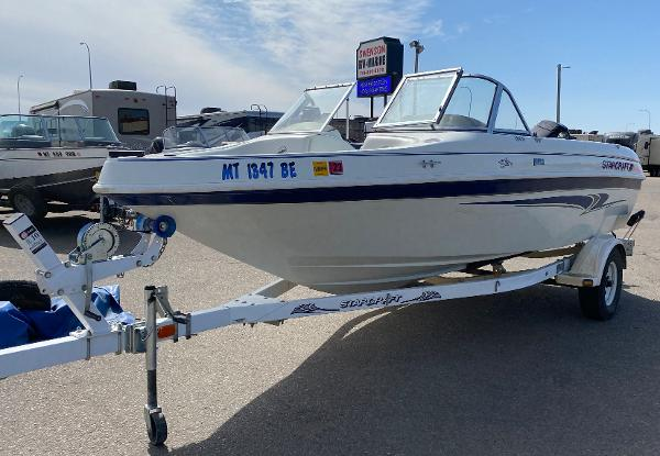 2001 STARCRAFT 1809 RAPALA for sale