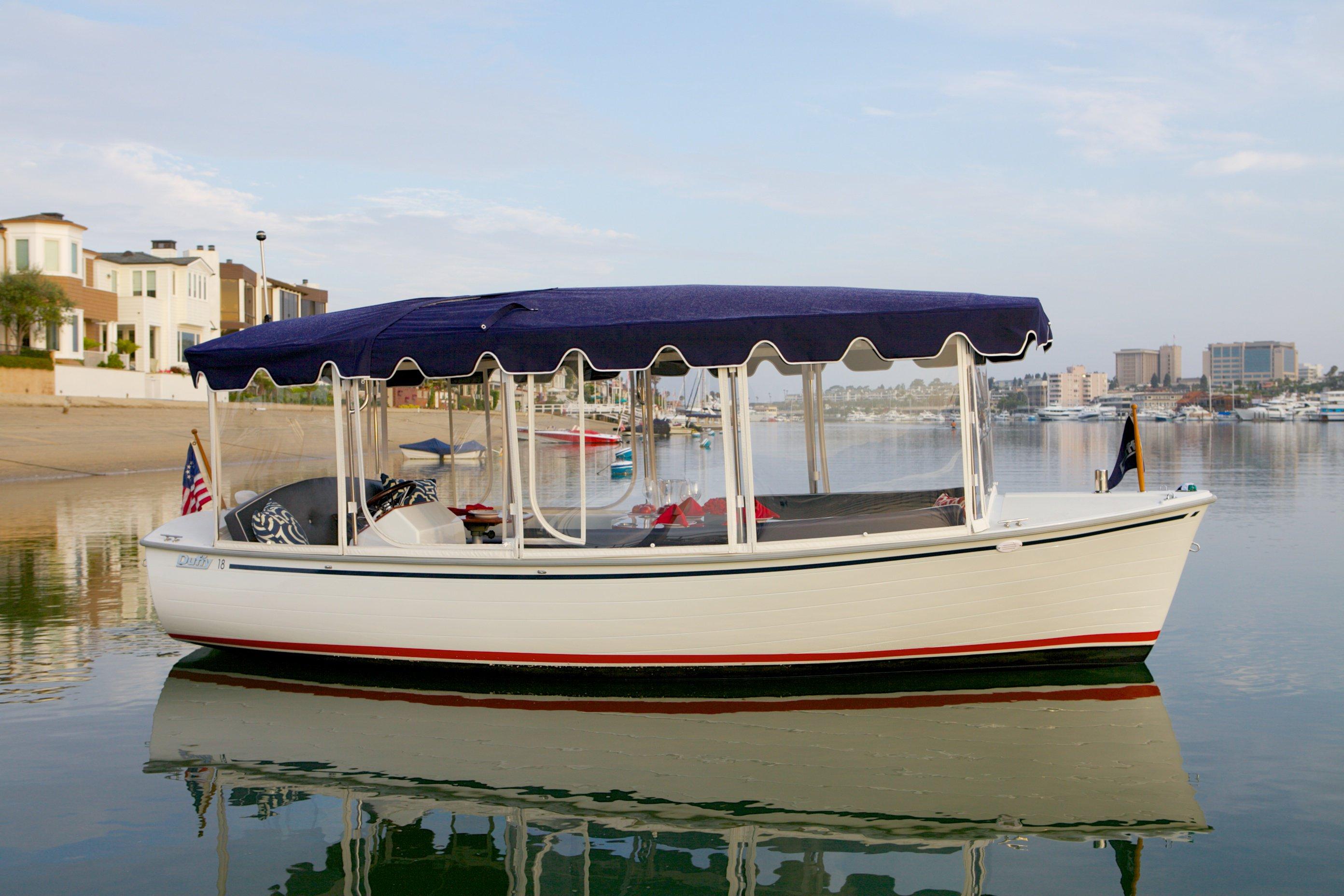 2021 Duffy 18 snug harbor