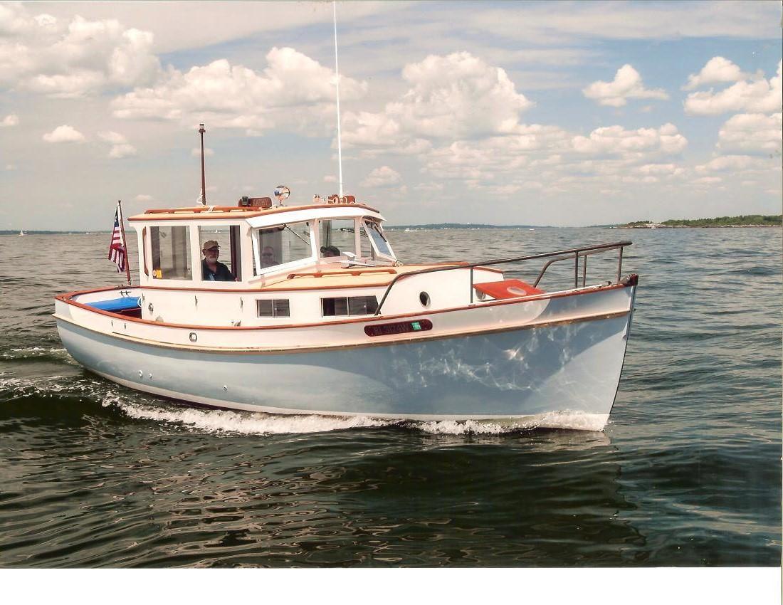 1970 Atkin Cruiser