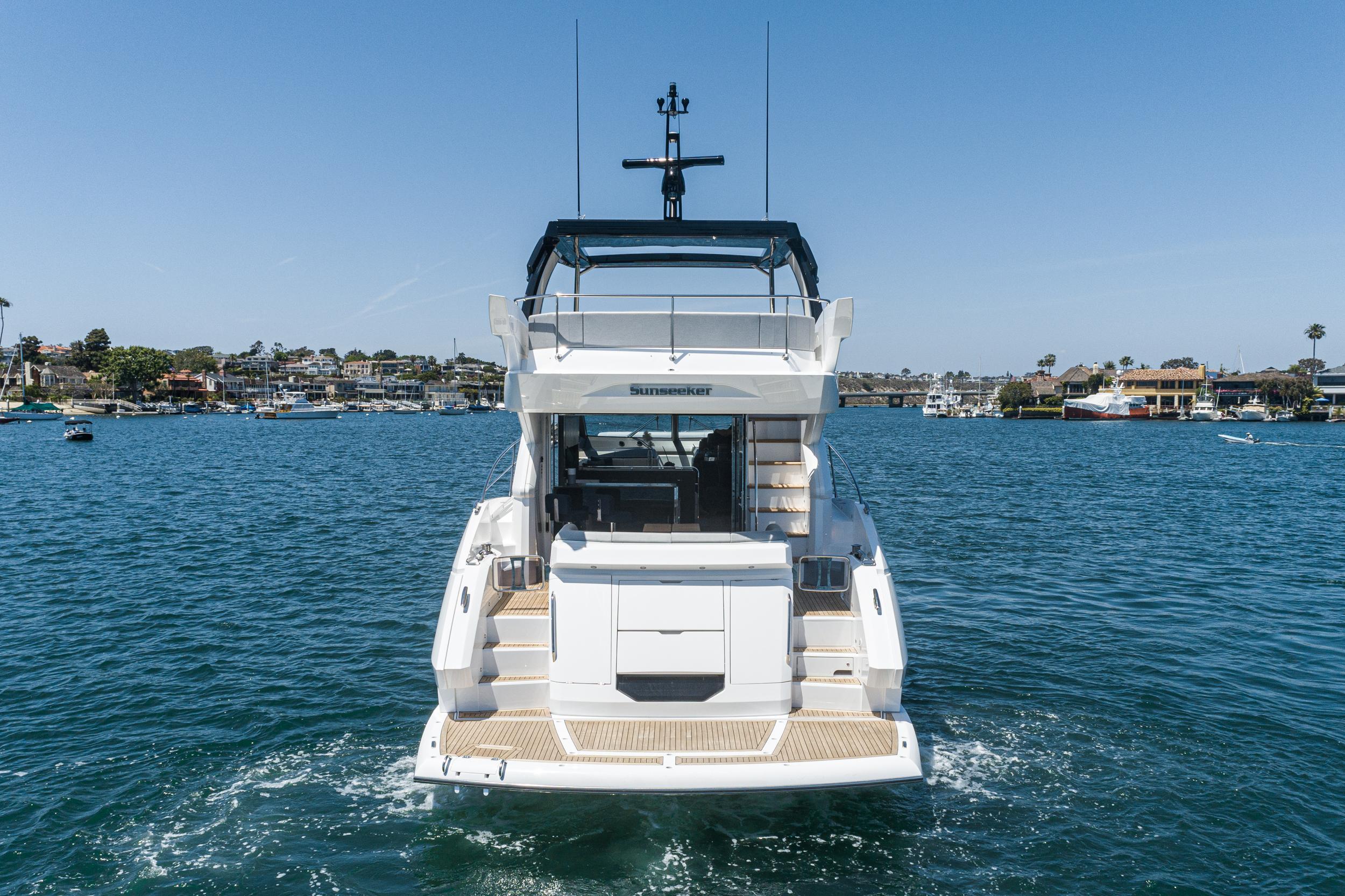 2021 Sunseeker Manhattan 55 #SS315 inventory image at Sun Country Coastal in Newport Beach