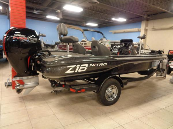 2021 Nitro boat for sale, model of the boat is Z18 Pro & Image # 1 of 15