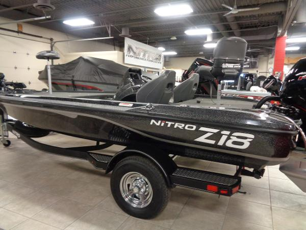 2021 Nitro boat for sale, model of the boat is Z18 Pro & Image # 2 of 15