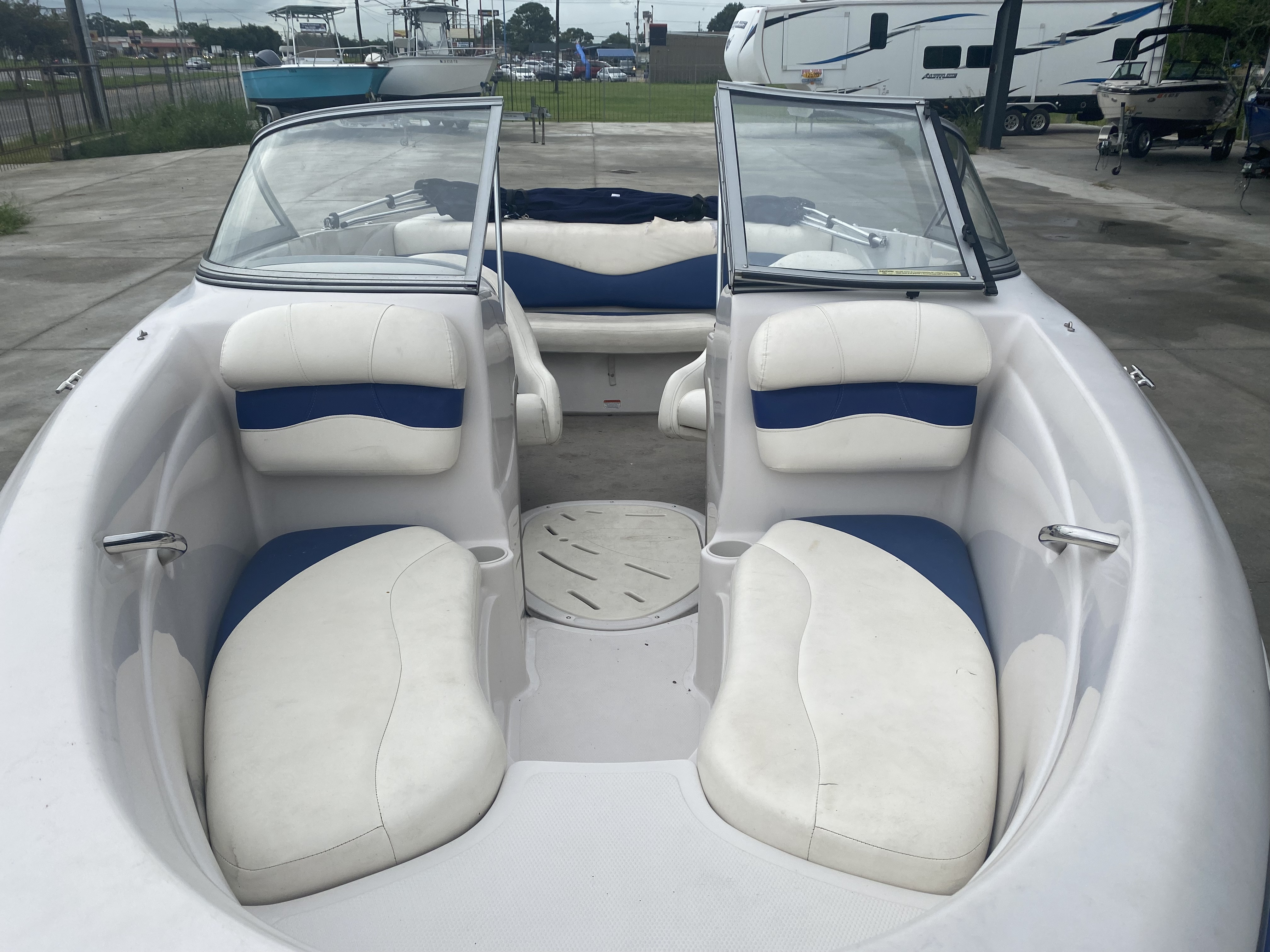 2008 Tahoe boat for sale, model of the boat is Q6 & Image # 10 of 10