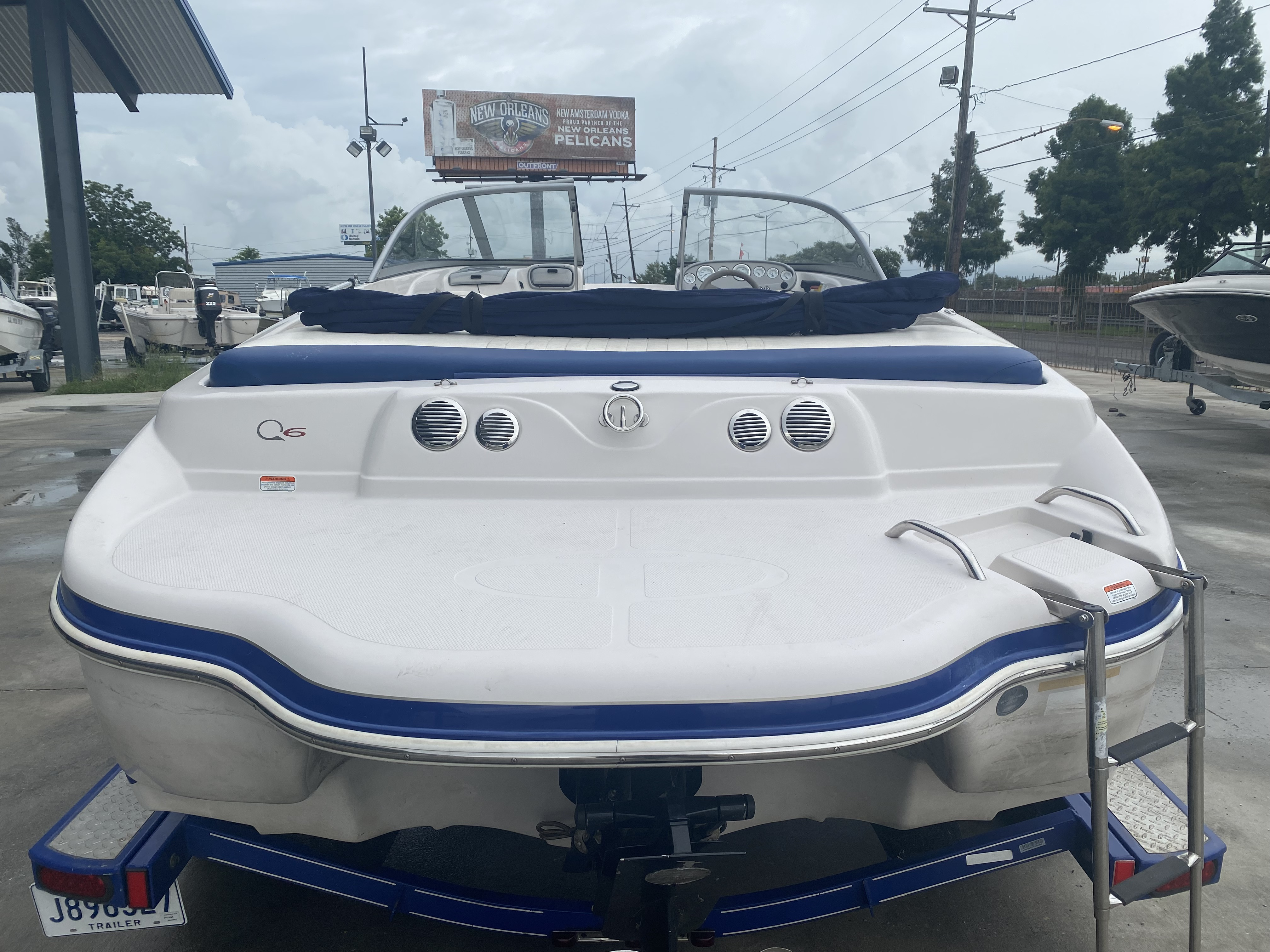 2008 Tahoe boat for sale, model of the boat is Q6 & Image # 6 of 10