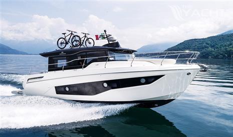 2021 Cranchi T36 Crossover