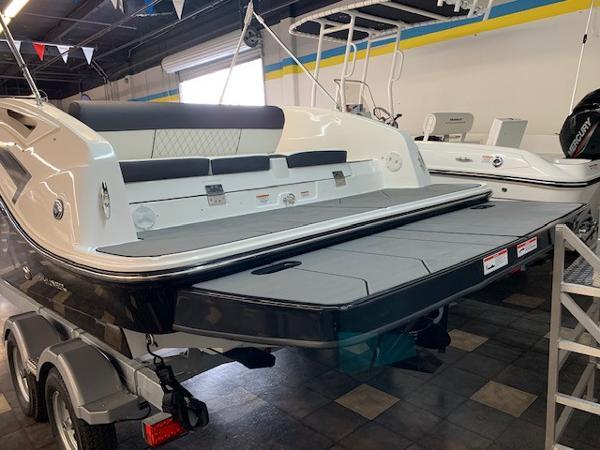 2022 Bayliner boat for sale, model of the boat is DX2250 & Image # 9 of 11