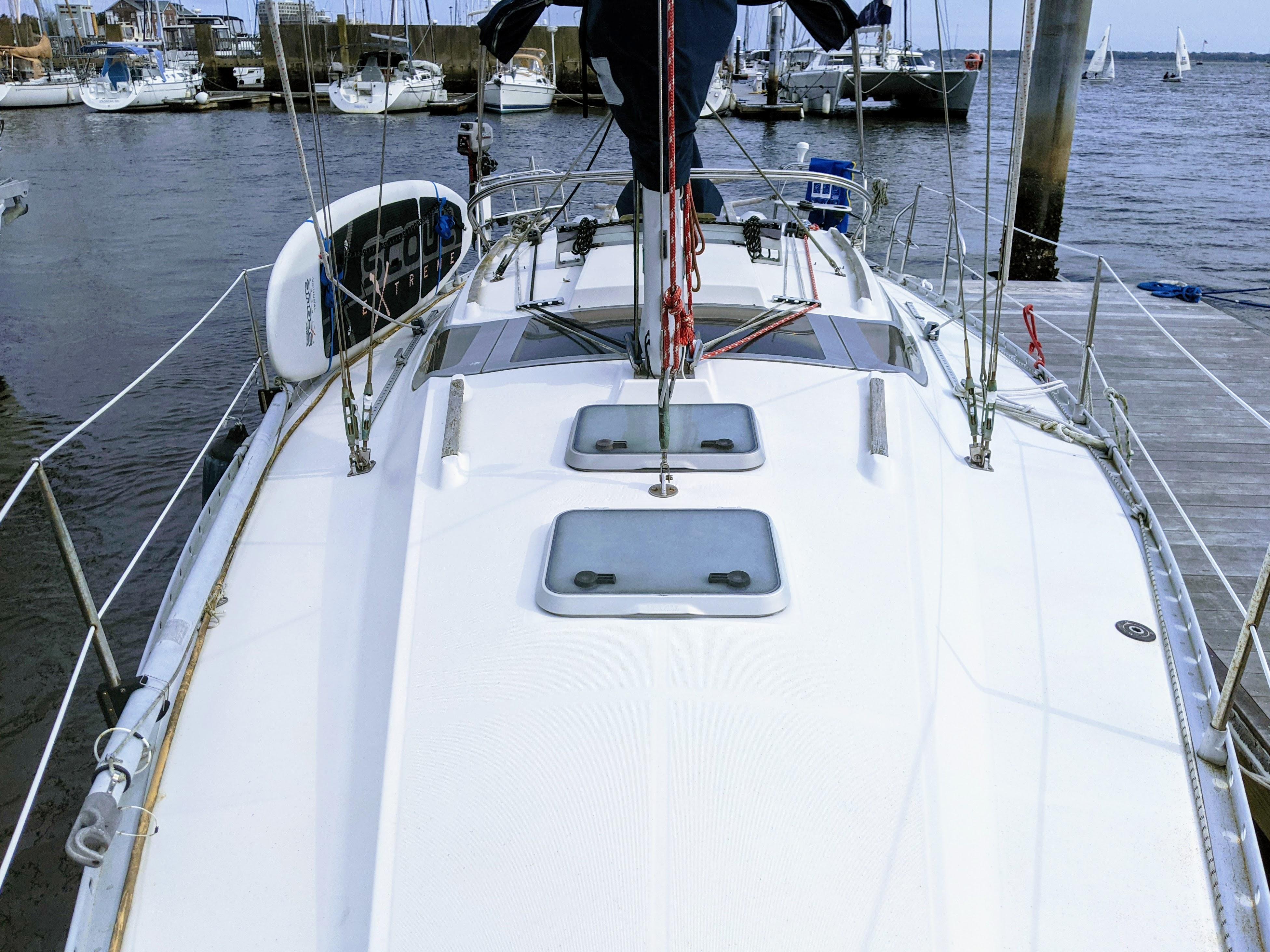 Beneteau Oceanis 350 - Photo: #25