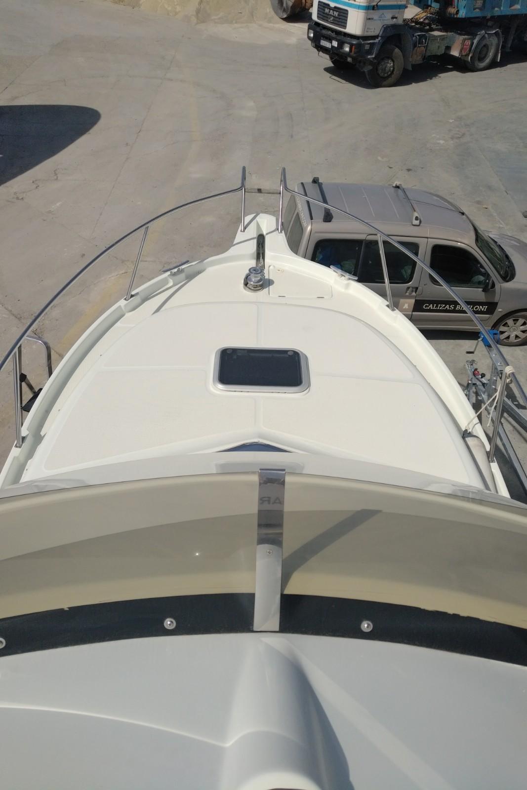 Starfisher 840 Flybridge (De ocasión)