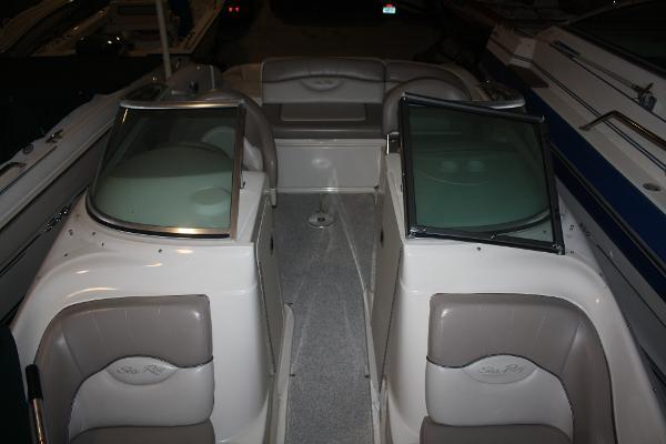 2003 Sea Ray 200 Sundeck