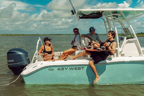 2022 Key West boat for sale, model of the boat is 239 FS & Image # 33 of 42