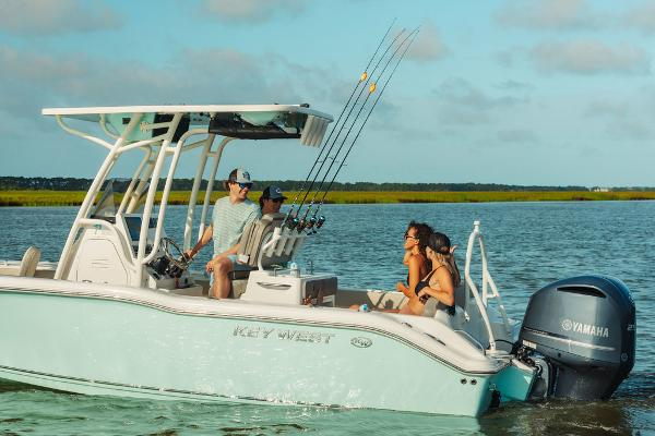 2022 Key West boat for sale, model of the boat is 239 FS & Image # 42 of 42