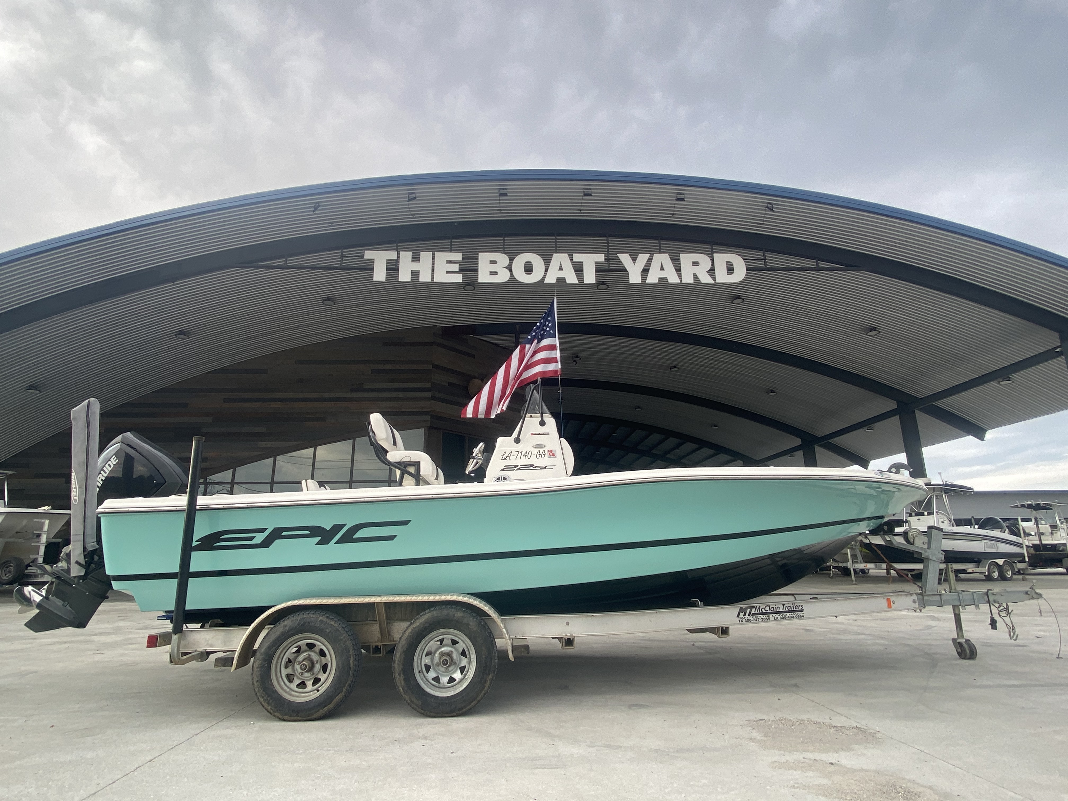 2017 EPIC 22 SC for sale
