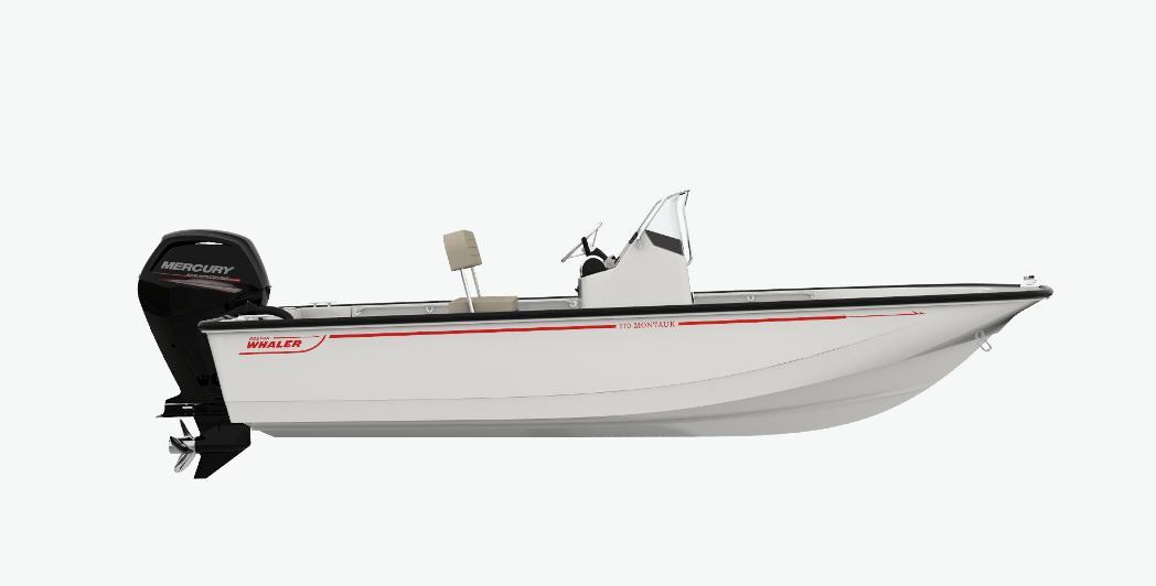2021 Boston Whaler 170 Montauk #2455557 inventory image at Sun Country Coastal in Newport Beach