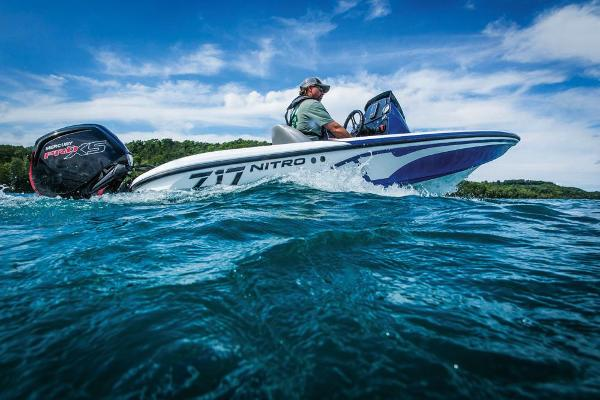 2020 Nitro boat for sale, model of the boat is Z17 & Image # 6 of 85