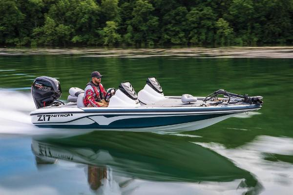 2020 Nitro boat for sale, model of the boat is Z17 & Image # 31 of 85