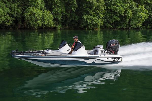 2020 Nitro boat for sale, model of the boat is Z17 & Image # 33 of 85