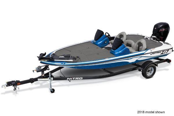 2020 Nitro boat for sale, model of the boat is Z17 & Image # 34 of 85