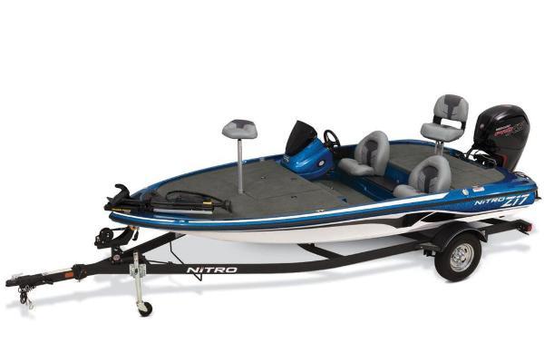 2020 Nitro boat for sale, model of the boat is Z17 & Image # 1 of 80