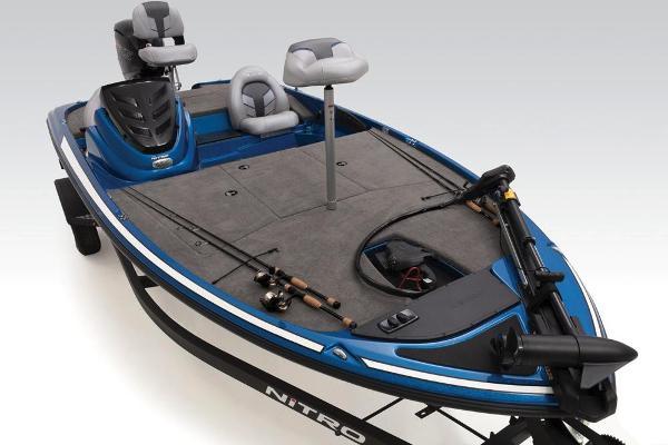 2020 Nitro boat for sale, model of the boat is Z17 & Image # 70 of 85