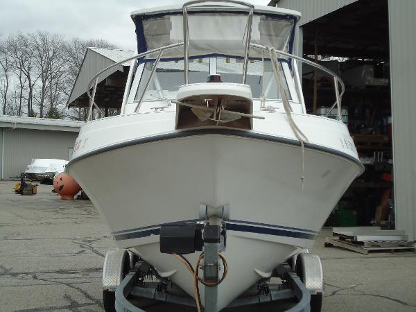 1992 Aquasport boat for sale, model of the boat is 210 Walkaround & Image # 3 of 18