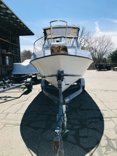 1992 Aquasport boat for sale, model of the boat is 210 Walkaround & Image # 11 of 18