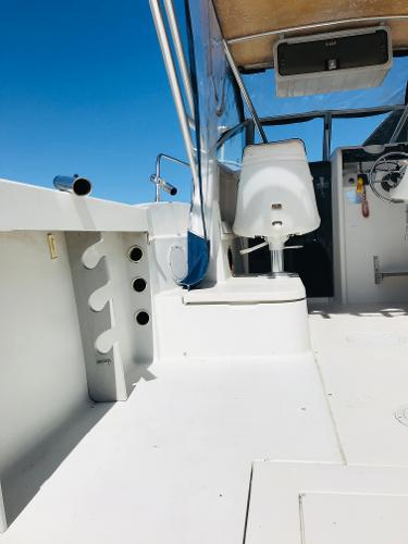 1992 Aquasport boat for sale, model of the boat is 210 Walkaround & Image # 14 of 18