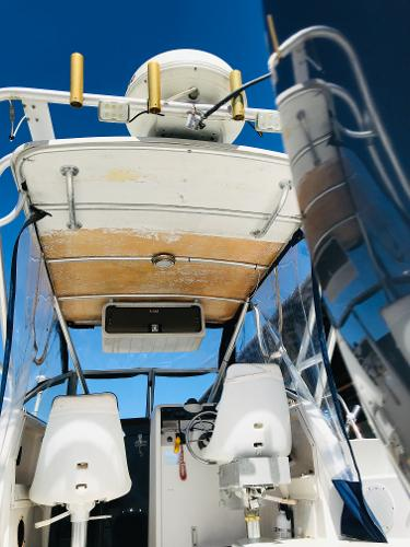 1992 Aquasport boat for sale, model of the boat is 210 Walkaround & Image # 17 of 18