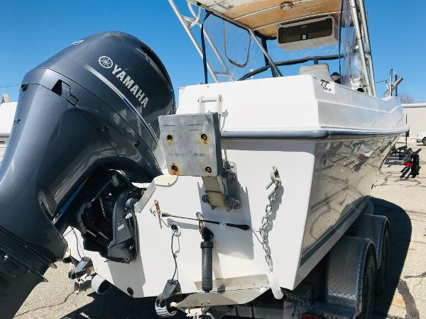 1992 Aquasport boat for sale, model of the boat is 210 Walkaround & Image # 6 of 18