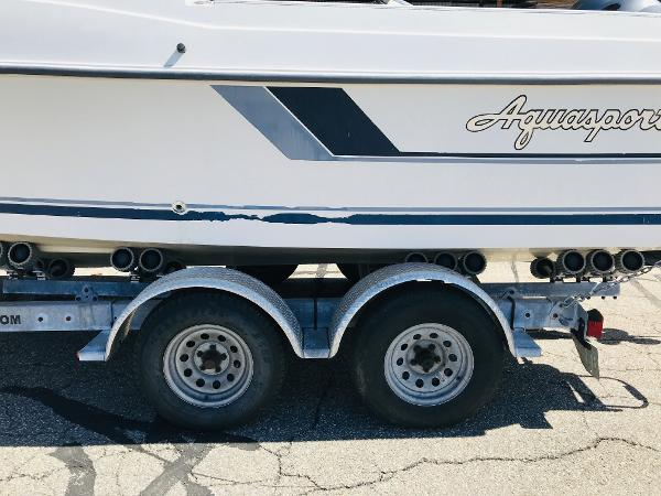 1992 Aquasport boat for sale, model of the boat is 210 Walkaround & Image # 18 of 18