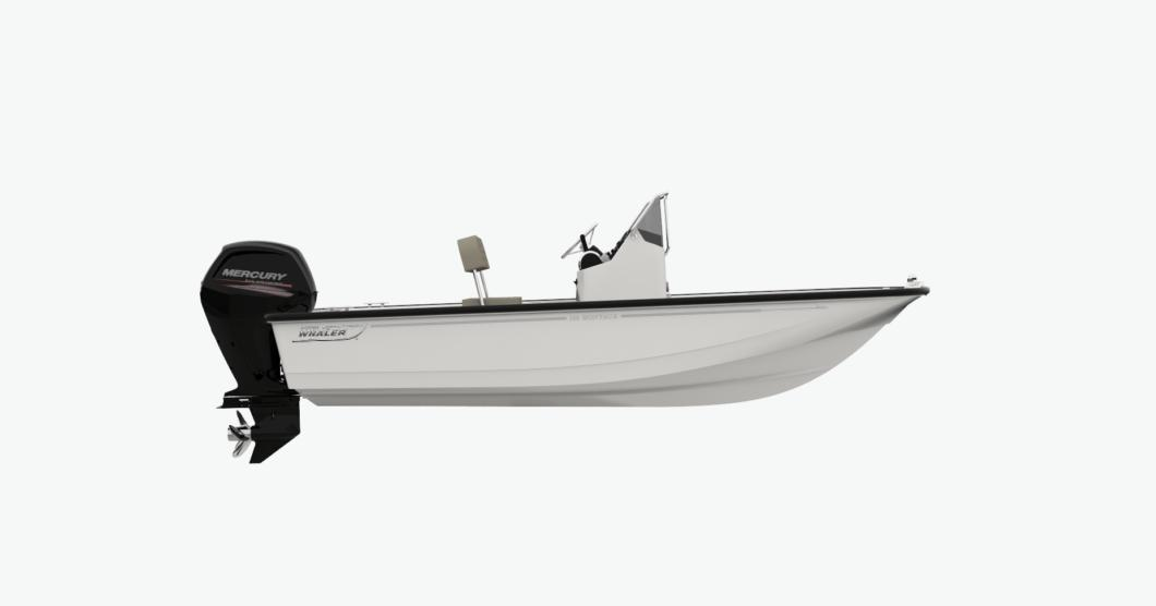 2021 Boston Whaler 150 Montauk #BW2167C inventory image at Sun Country Coastal in Newport Beach