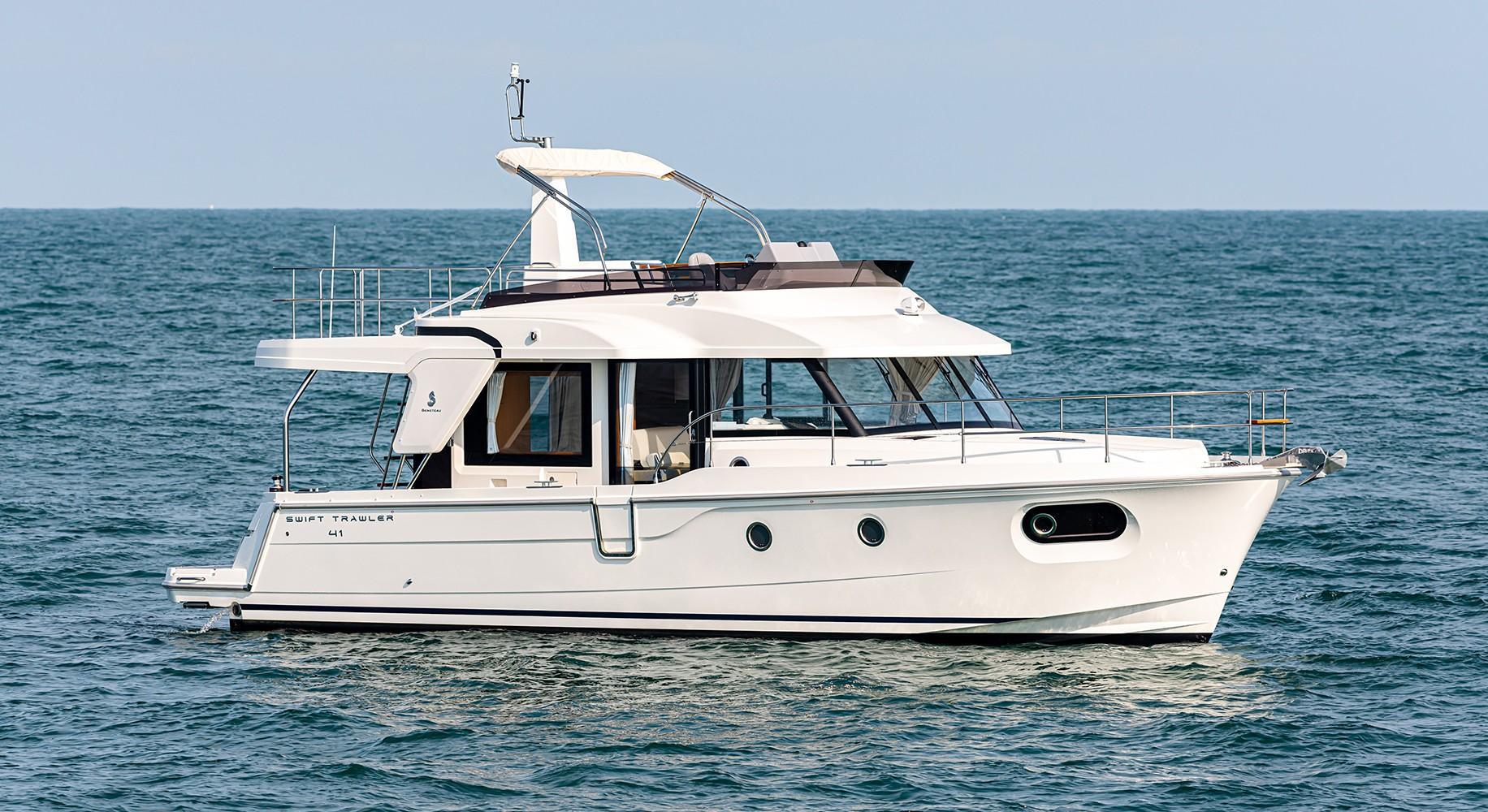 Beneteau Swift Trawler 41 Fly - In Stock